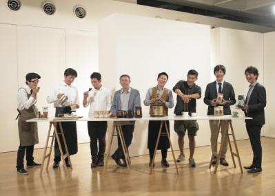 注目のコーヒー店が集結! とっておきの一杯を、伊勢丹新宿店で見つけよう。