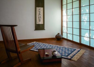 茶人もうなる佐賀の工芸美、鍋島緞通と唐津焼が一同に会します!
