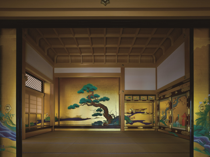 城郭の国宝第一号! 名古屋城本丸御殿の400年前の豪華絢爛な姿が、いま再び甦る。