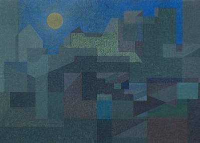 クレーやシャガールと深くつながった、 知られざる画家・オットー・ネーベルの回顧展が必見です。