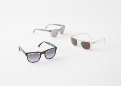 「nendo×CAMPER」のコラボから、ユニークなサングラスが誕生!