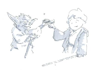 第6話 杜氏は語るだろう。熟練のジェダイ・マスターのごとく。ー日本酒の伝統と匠の技術を受け継ぐ者ー