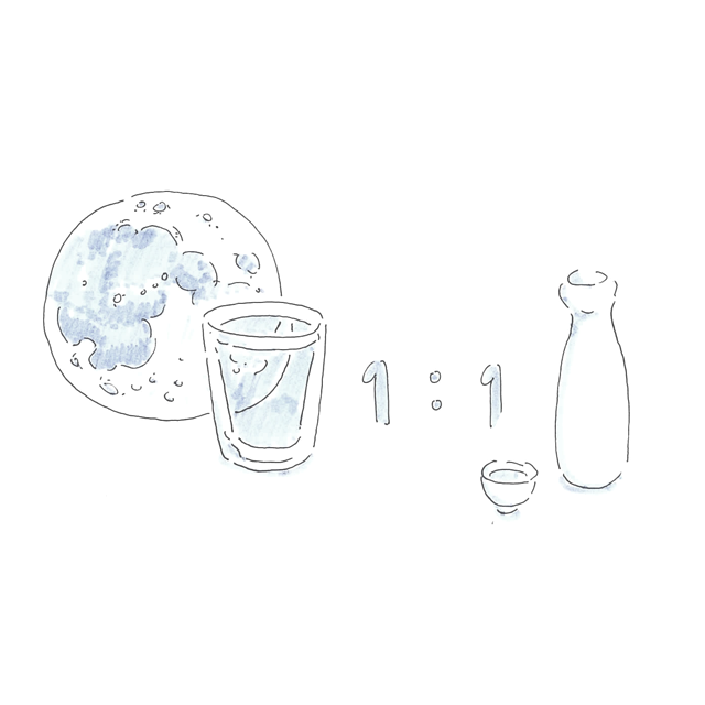 第10話 伊坂幸太郎から学ぶ、過程と結果の青くさい話。ーおいしい日本酒を支える和らぎ水の存在ー