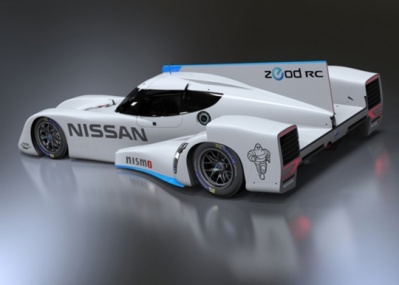 ル・マンを300km/hで走り抜ける、世界最速の電気自動車が誕生。