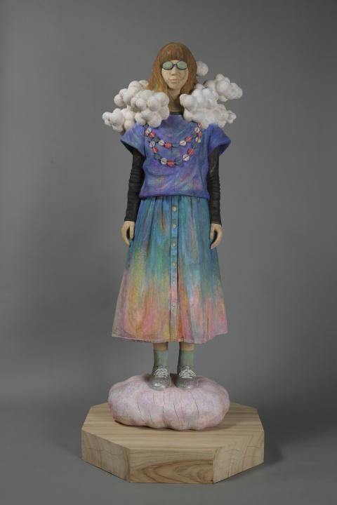ユニークな造形で異彩を放つ、彫刻家・野原邦彦の『ステキな時間』展へ ...