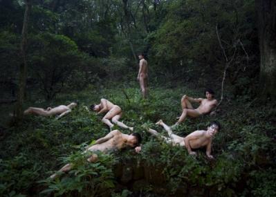 """""""濃密な時間""""を写真で見る。野村佐紀子の写真展「雁」が開催です!"""