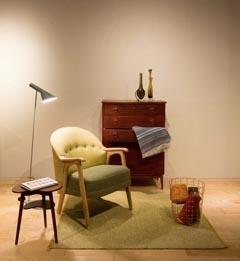 北欧ヴィンテージ家具コレクターも驚く?!  「クラシックファニチャーコレクション2016」で1点モノを手に入れよう。