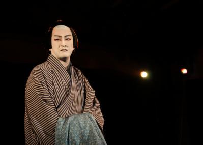 """中村獅童主演『オフシアター歌舞伎 女殺油地獄』は、江戸時代の「ボヘミアン・ラプソディ」か……? 歌舞伎町であなたは""""事件""""を目撃する。"""