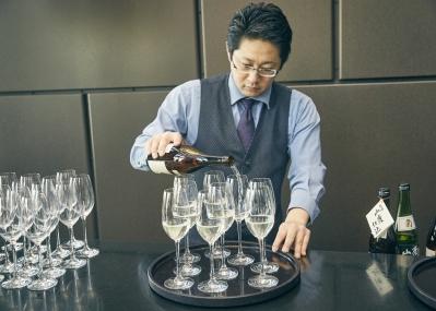 3つ星の日本酒と料理の出合いに沸いた、「おいしい日本酒。」特集記念イベント、アンダーズ東京にて開催!