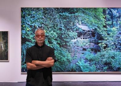 """写真家・藤原新也が初めて""""記録者""""として挑んだ、世界遺産「沖ノ島」の展示作品が圧巻です。"""