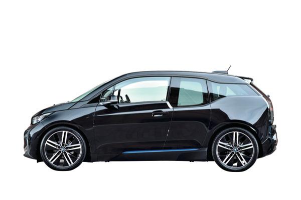 【新旧名車を比較! Vol.1】BMW イセッタ & BMW i3