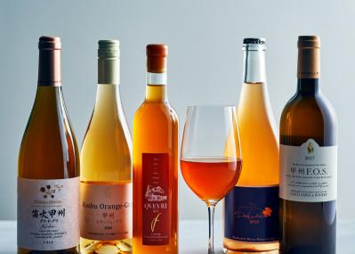 """世界的ブーム到来! 高コスパから自然派まで注目すべき""""日本のオレンジワイン""""5本。"""