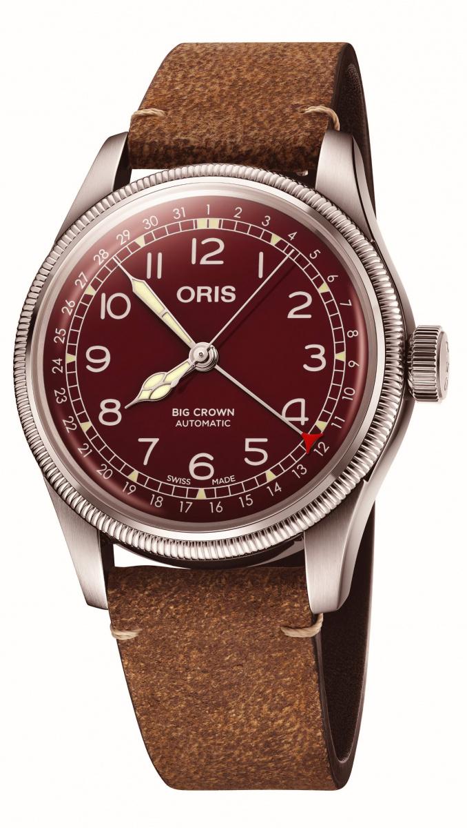 高コスパのスイス製機械式時計を気軽にタッチ&トライ! オリスの国内初ブティックが銀座にオープン