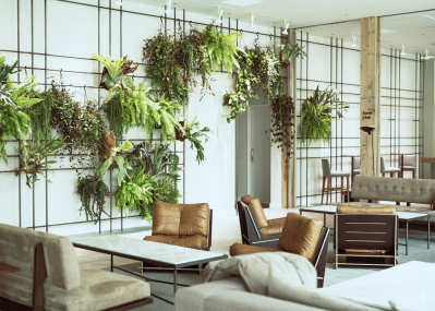 いま大阪で泊まりたい、美しいデザインのライフスタイルホテル3軒。