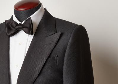 ショーン・コネリーのように艶っぽく着る、華やかな大人のフォーマルウェア