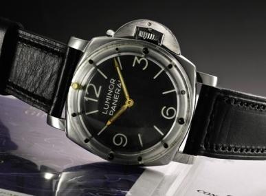50年代に製作されたレアなパネライの腕時計が、5000万円近い超高額で落札!