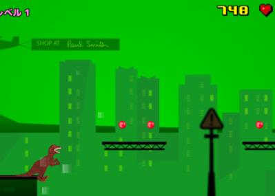 無料ダウンロードで、「ポール・スミス」がつくったモバイルゲームをいますぐ遊ぼう!