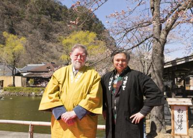 江戸ワンダーランドが手がける「SATOYAMA創生プロジェクト」は、里山再生も進み着々と江戸時代に戻っています。