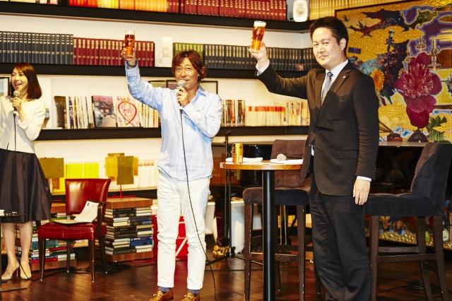 ヱビスの最高峰を味わう! Pen×ヱビスマイスター 体験イベントが「Anjin」にて開催されました。