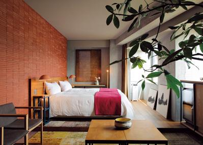 暮らすように泊まりたい、京都の厳選宿5軒。