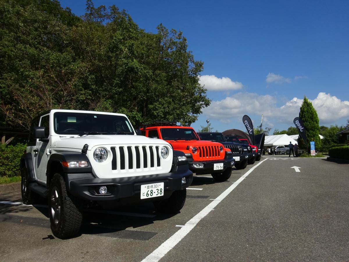 SUVの始祖「ジープ・ラングラー」、日本は世界で2番目に売れている国でした。