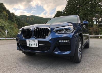乗ってわかった! SUVのトレンドセッター、BMW X3の最新技術。