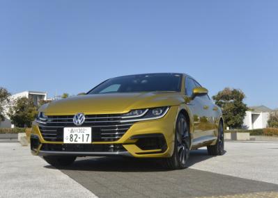 フォルクスワーゲンの新モデル「アルテオン」、 そのルーツはバブル期の日本車にありました。