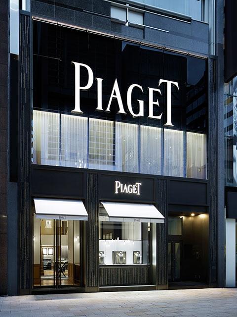旗艦店を銀座中央通りに移転した「ピアジェ」。創業家の4代目が語るダリとウォーホル、そして銀座の街とは。