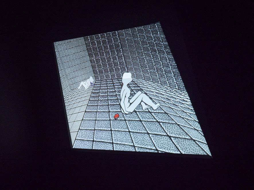 ねっとりとした不穏な描写から目が離せない、『束芋「透明な歪み」』展。