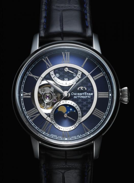 複雑機構を搭載した、日本製機械式時計の矜持。