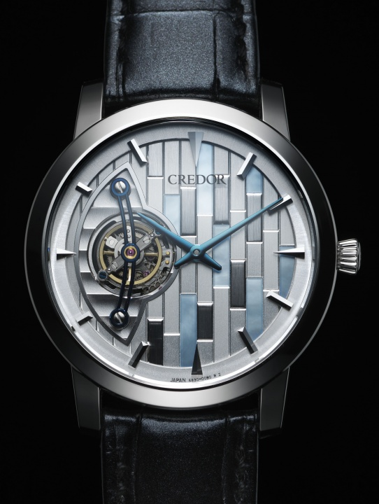 cheap for discount b4ed9 0fa92 和の美意識を感じる、匠なトゥールビヨン | 腕時計のポートレイト ...
