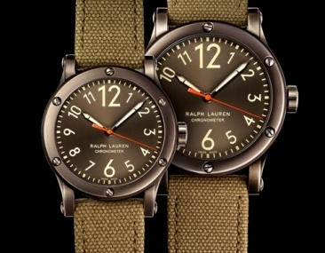 ラルフ ローレンの腕時計「サファリ RL67 クロノメーター」に、39mmモデルが登場!