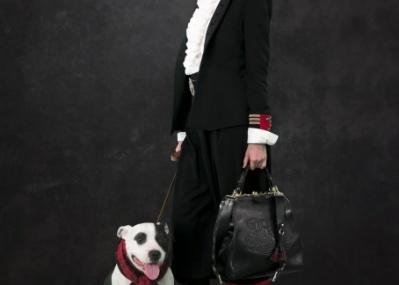 「ラルフ ローレン」で、愛犬とプレッピーなひとときを。