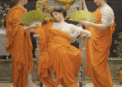 ラファエル前派展とザ・ビューティフル展で、 英国ヴィクトリア朝時代の美女にうっとり。