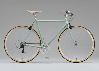 「ブリヂストンサイクル」の新コンセプトショップで出会う、1型だけの自転車、コーヒー、生活雑貨。
