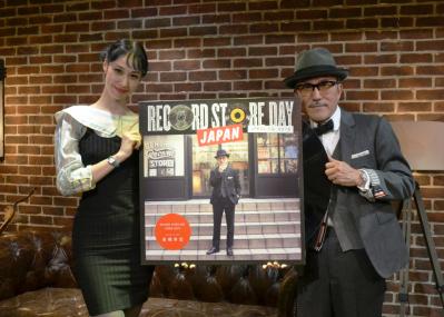 """レコードブームに火を着けた「レコードストアデイ」が今年も開催、アンバサダーの高橋幸宏さんに""""アナログ""""の楽しみを聞きました。"""