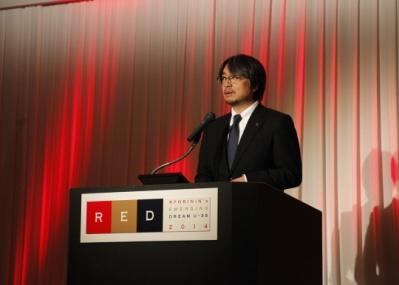 今年も開催! 日本最大級の料理人コンペティション「RED U-35」が始まります。