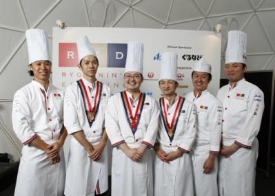 """「RED U-35」最終決戦が行われ、""""和食""""の未来を担う最強料理人が決定!"""