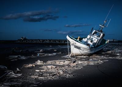 """""""被災地のいま""""を「ドキュメンタリー+アート」で伝える写真展、『Retrace our Steps ある日人々が消えた街』にご注目を。"""