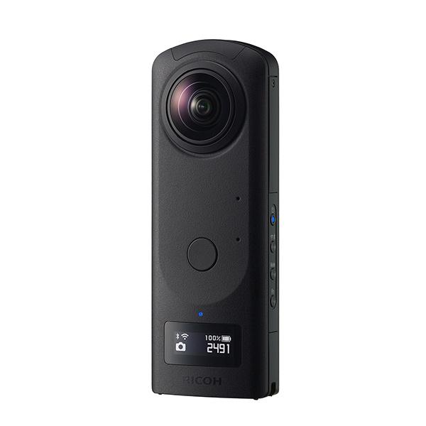 ポケットに収まる全天球の絶景……。「シータZ-1」が誘う、360度撮影の世界を堪能せよ。