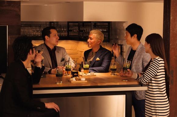 ラム酒「ロン サカパ」―仲間と過ごす、リュクスな癒しの時間。