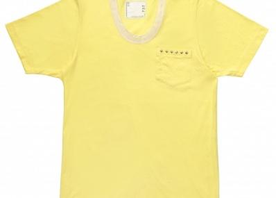 サカイでは珍しい「◆◆◆◆◆」なTシャツが、バーニーズ ニューヨーク限定で登場!