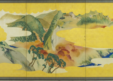 百人一首にちなんだ展示が楽しめる、京都の「嵯峨嵐山文華館」がリニューアル! 知られざる江戸の画家・矢野夜潮の展示に注目を。