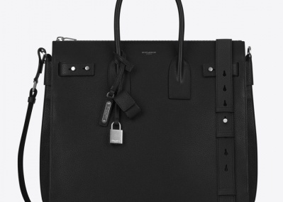 「サンローラン」の新定番メンズバッグは、機能も優れた正統進化のラグジュアリー