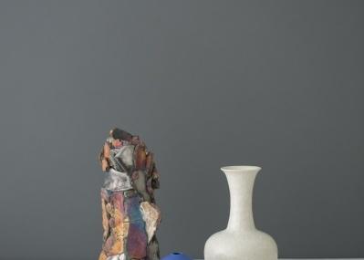 新里明士、川端健太郎、今泉毅。新春、注目を集める若き陶芸家が「3人展」を開催。
