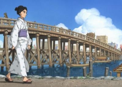 江戸の暮らしを生き生きと描くアニメーション映画、『百日紅 ~Miss HOKUSAI~』に注目を!