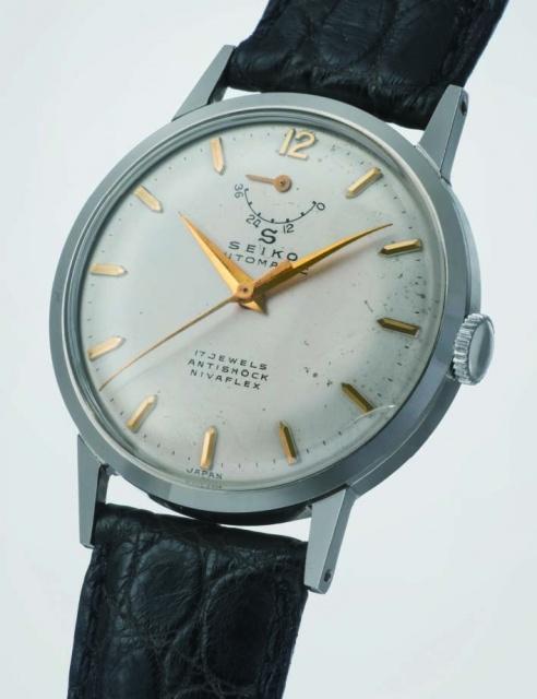 「セイコー プレザージュ」から国産初の自動巻き、「オートマティック」の60周年記念時計が登場。