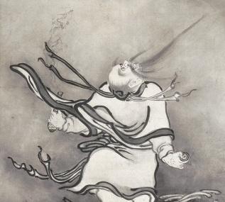 """なぞ多き戦国の画僧「雪村」に見る、""""奇想""""の源流と細部へのまなざし。"""