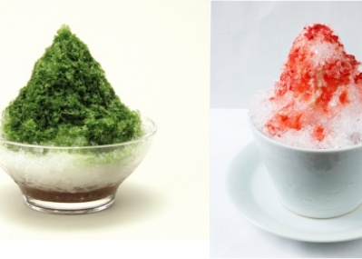 暑い夏、「かき氷の日」には東京ミッドタウンで過ごそう。
