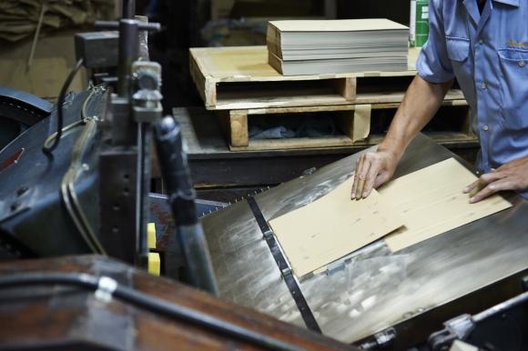 ユニークなペーパーアイテムを生み出す紙工場のお祭り、「紙工祭」が始まります。